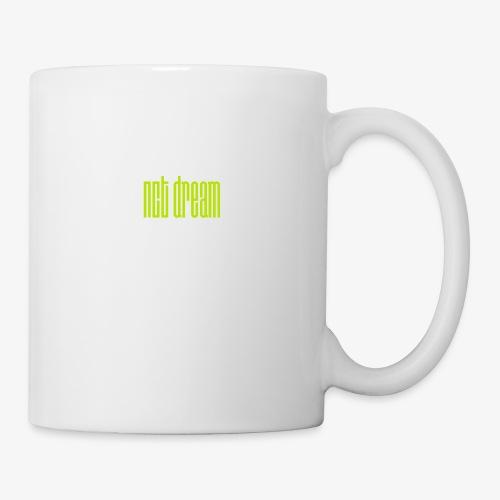 NCT Dream Logo Green - Coffee/Tea Mug