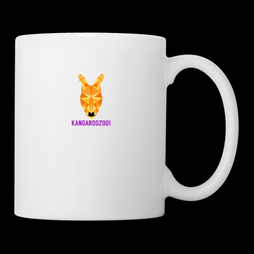 Kangaroozoo1 Logo & Name - Coffee/Tea Mug