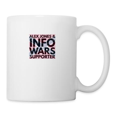 Alex Jones and Infowars Supporter US History - Coffee/Tea Mug