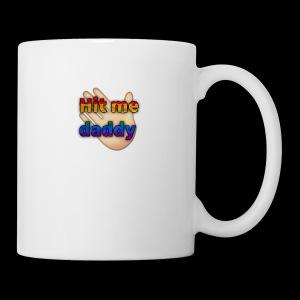 Hit me - Coffee/Tea Mug