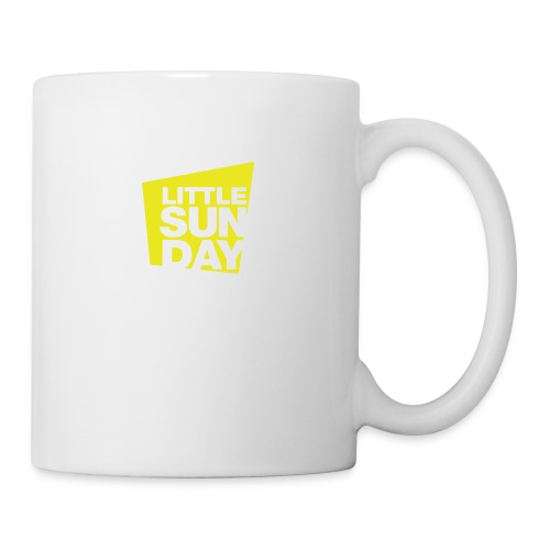 littleSUNDAY Official Logo - Coffee/Tea Mug