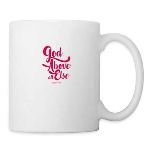 Psalm 96:4 God above all else - Coffee/Tea Mug
