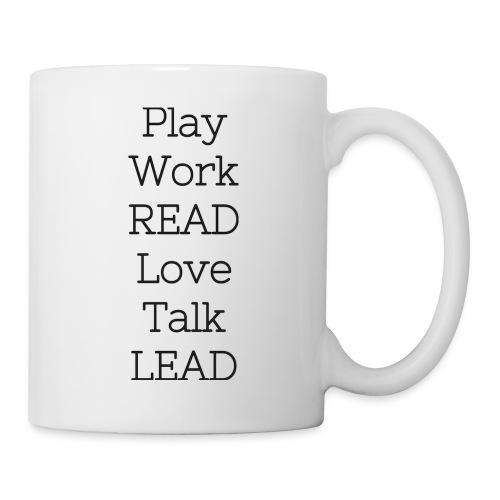 Play_Work_Read - Coffee/Tea Mug