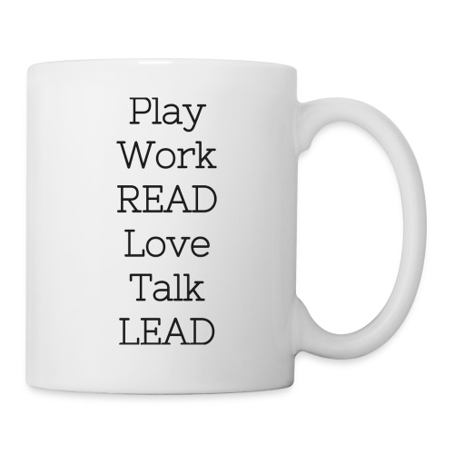 Play_Work_Read - Coffee/Tea Mug
