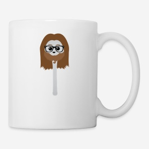 lepel mascotte - Coffee/Tea Mug