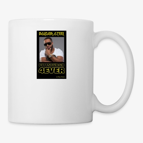 BOLDER STEEL PITTSBURGH 4EVER 1 - Coffee/Tea Mug