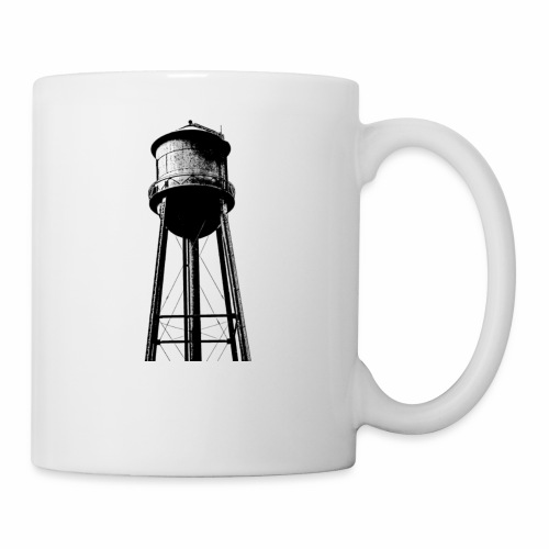 Water Tower - Coffee/Tea Mug