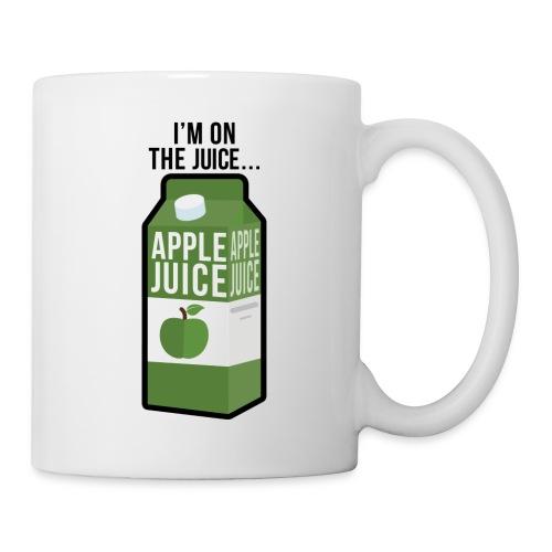 I'm on the apple juice - Coffee/Tea Mug