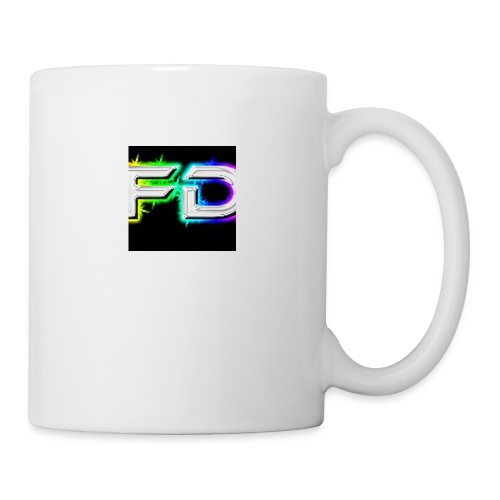 Fares destroyer official merchandise - Coffee/Tea Mug