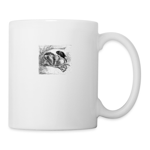 Crab Drawing - Coffee/Tea Mug