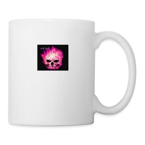 Pink Skull - Coffee/Tea Mug