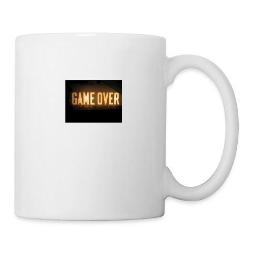 game-over tops ect - Coffee/Tea Mug