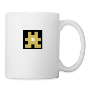 YELLOW hashtag - Coffee/Tea Mug