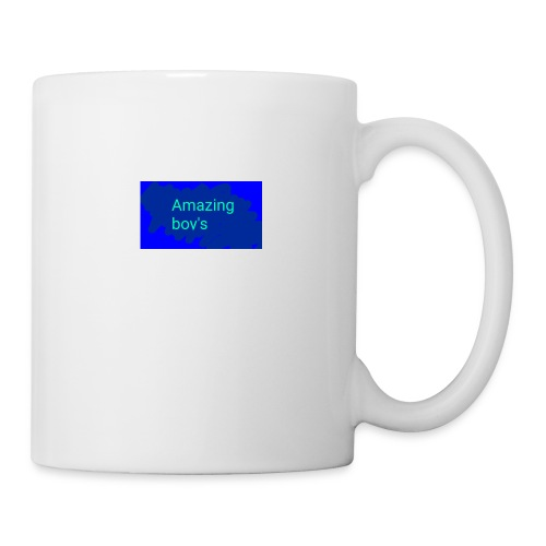 Amazing boys - Coffee/Tea Mug
