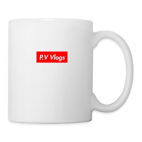 P.V Vlog - Coffee/Tea Mug