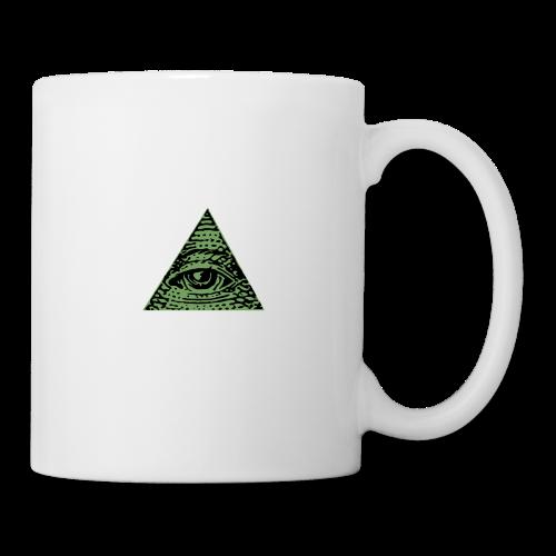 Dolluminati symbol - Coffee/Tea Mug