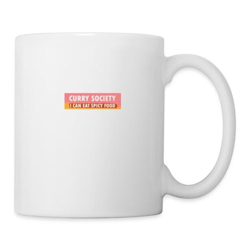 Curry Society Box Logo Season 1 - Coffee/Tea Mug