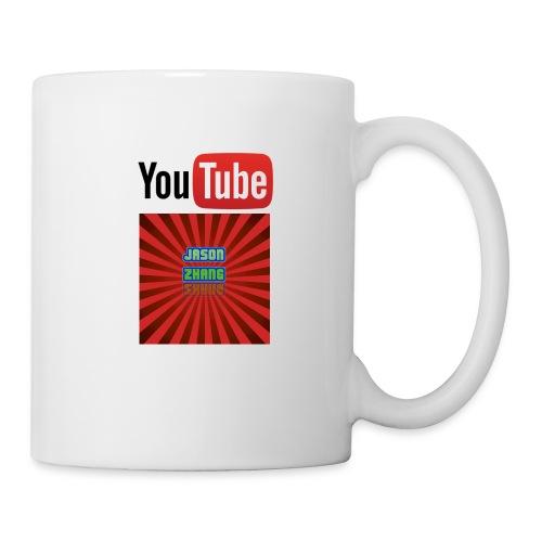 Youtube logo png - Coffee/Tea Mug