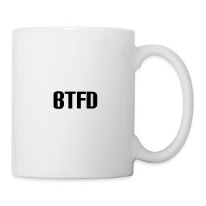 BTFD Black - Coffee/Tea Mug