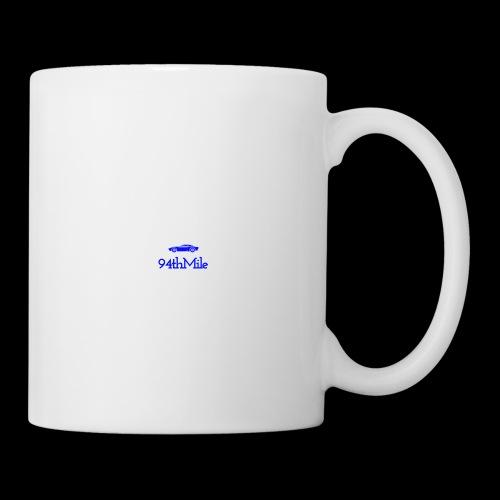 Blue 94th mile - Coffee/Tea Mug