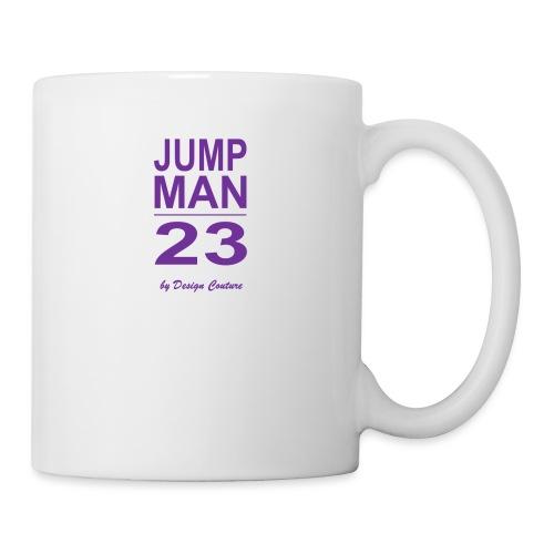 JUMP MAN 23 PURPLE - Coffee/Tea Mug
