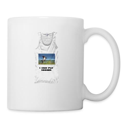 CAN FLY HIGHER TEESHIRT - Coffee/Tea Mug