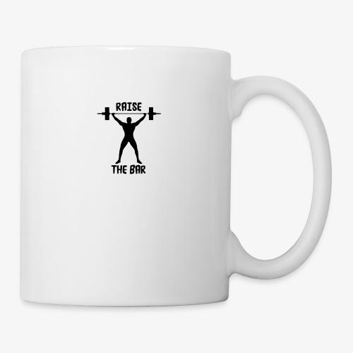 Raise The Bar - Coffee/Tea Mug