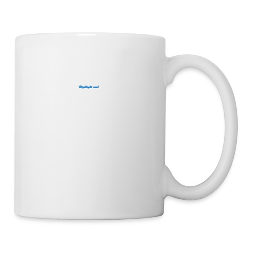 highlight real merchandise - Coffee/Tea Mug