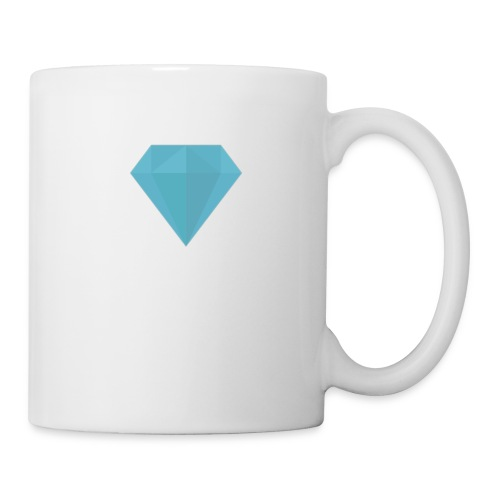 long sleeve Diamond shirt - Coffee/Tea Mug