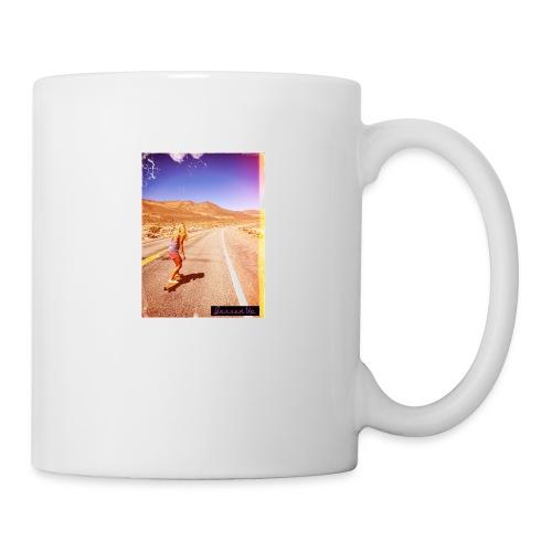Hot Longboarder - Coffee/Tea Mug