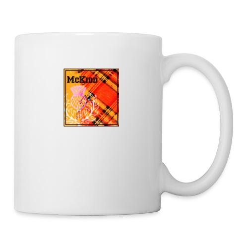 mckidd name - Coffee/Tea Mug
