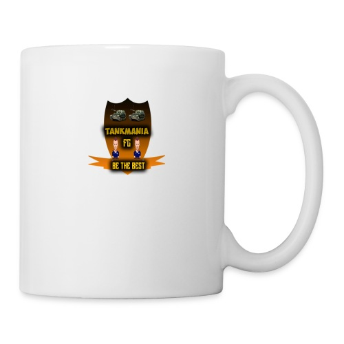 tankamania logo - Coffee/Tea Mug