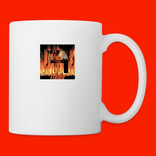 FAJ Flame Merch - Coffee/Tea Mug