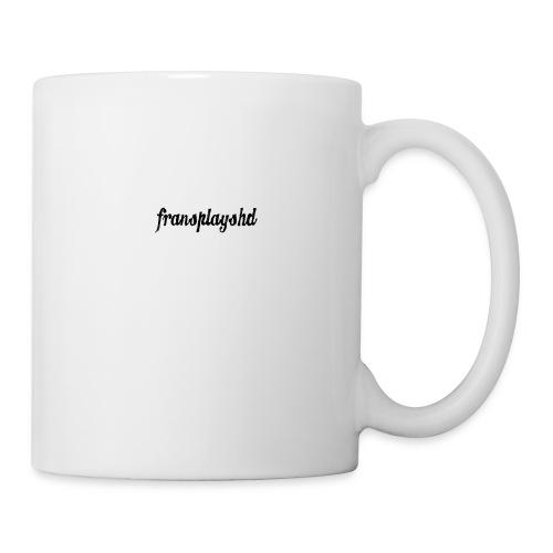 FransPlaysHD Merch - Coffee/Tea Mug