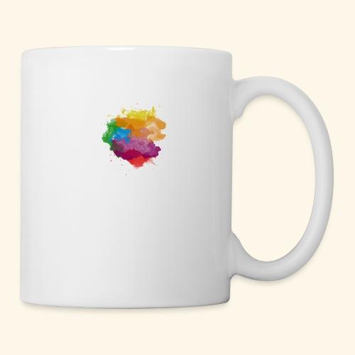 Simply a Splash of Colour - Coffee/Tea Mug