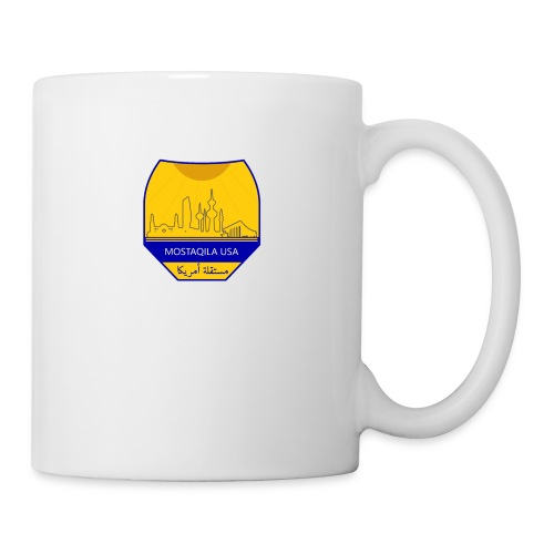 Mostaqilausa - Coffee/Tea Mug
