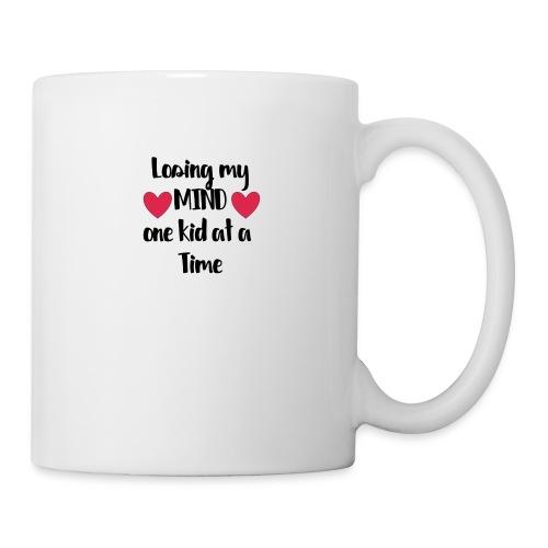 Loosing my mind one kid at a time - Coffee/Tea Mug
