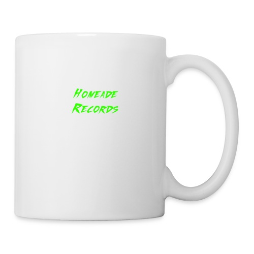 Homemade Records - Coffee/Tea Mug