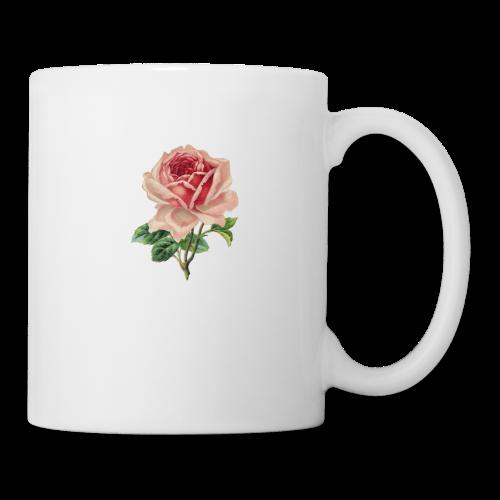 Vintage Flower Design - Coffee/Tea Mug