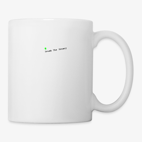 Break The Binary Alien - Coffee/Tea Mug
