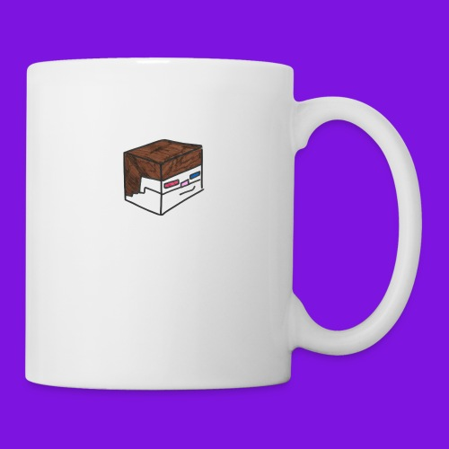 Yakmage Head T-Shirt - Coffee/Tea Mug
