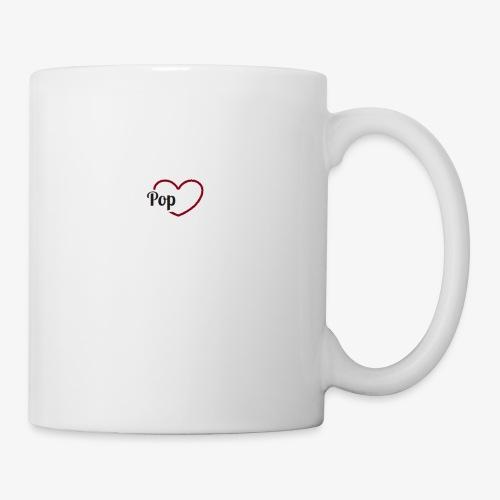 Pop Hart Universe Logo - Coffee/Tea Mug