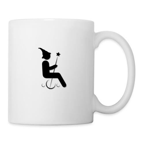 Magic Wheelchair logo - Coffee/Tea Mug