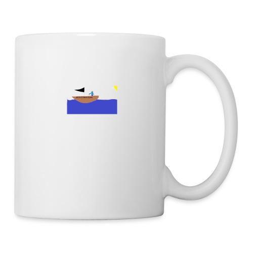 TRASHY BOAT V2 - Coffee/Tea Mug