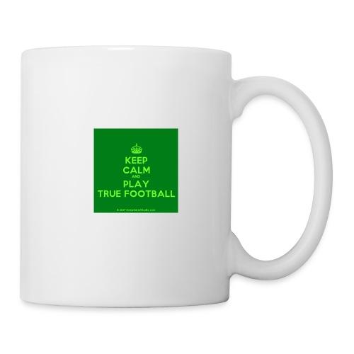 KeepCalmStudio com Crown Keep Calm And Play True - Coffee/Tea Mug