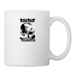 Stop the Black Snake NODAPL - Coffee/Tea Mug