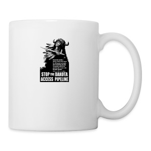Stop the Dakota Access Pipe Line Prophecy - Coffee/Tea Mug