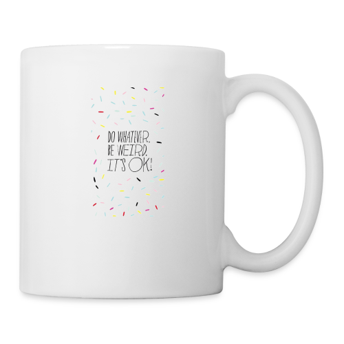 Be U - Coffee/Tea Mug