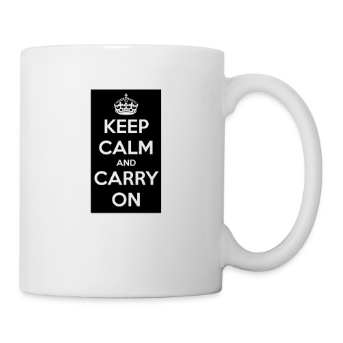 KEEP CALM AND SUB TO DIAMOND - Coffee/Tea Mug
