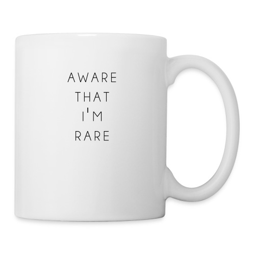 Aware That I'm Rare - Coffee/Tea Mug